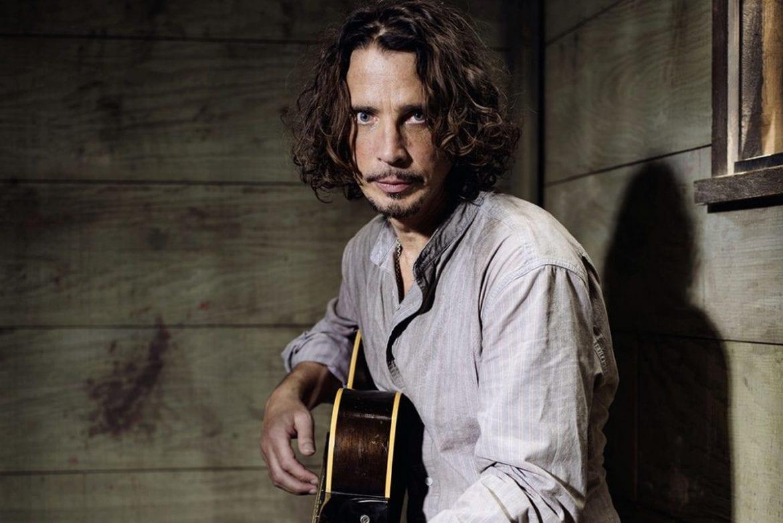 Chris Cornell gra z córką piosenkę Prince'a