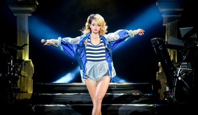 Rihanna nagrała 500 piosenek na nową płytę