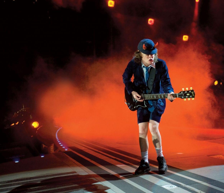 AC/DC i Axl Rose pracują nad nową płytą