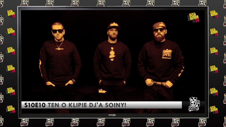 donGURALesko, Kaczor, Słoń, Sheller i Białas w klipie DJ-a Soiny