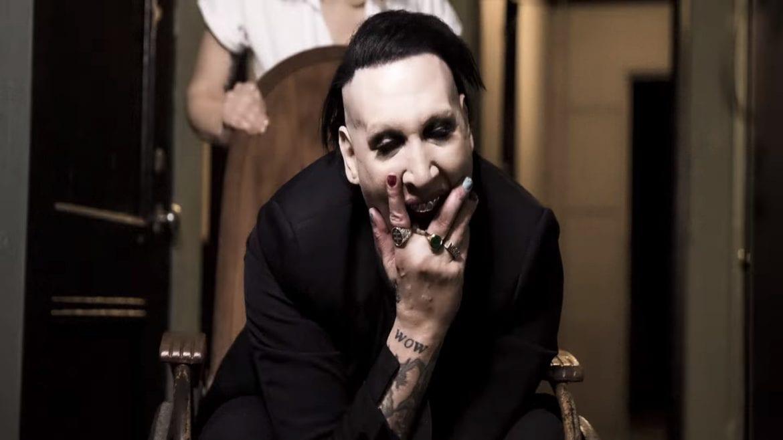 Courtney Love w nowym klipie Marilyn Manson