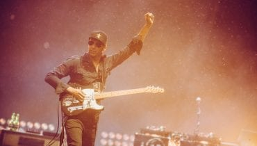 "Tom Morello: ""Nie czekajcie na Rage Against The Machine"""