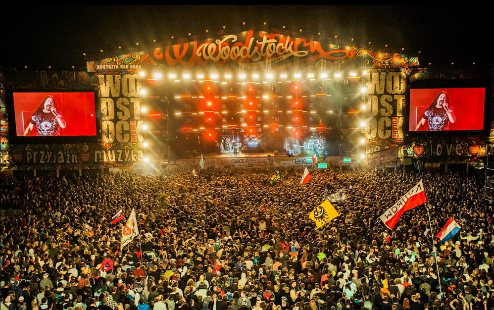 Pol'and'Rock Festival potwierdza koncert muzycznej ikony