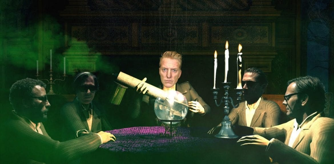 Nowy teledysk Queens Of The Stone Age