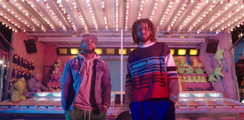 """Royce da 5'9″ i J. Cole w klipie do """"Boblo Boat"""""""