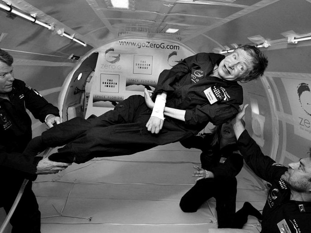 Artyści poruszeni śmiercią Stephena Hawkinga