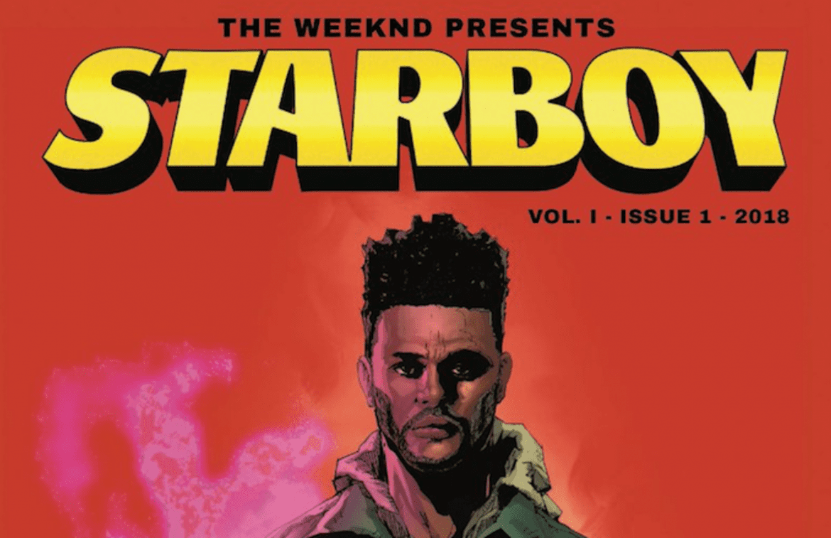 The Weeknd superbohaterem w komiksie Marvela