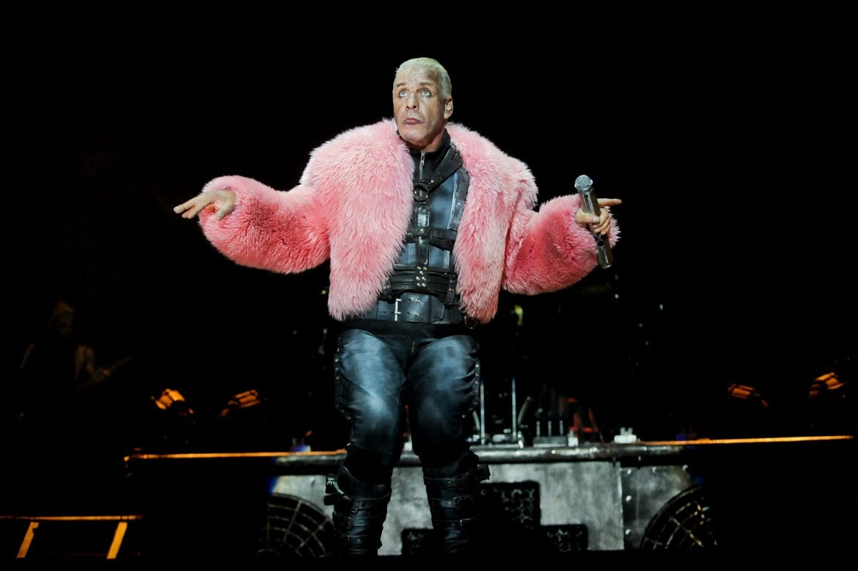 Wokalista Rammstein oskarżony o napaść