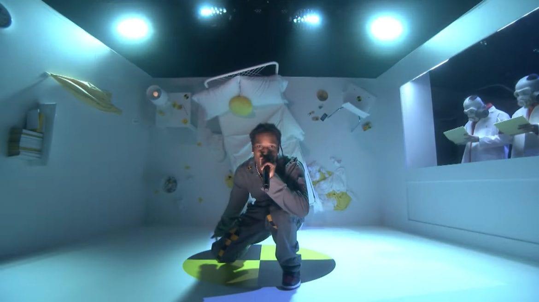 Lauryn Hill, Frank Ocean i inni na płycie A$AP Rocky'ego