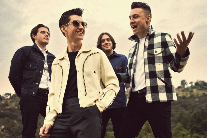 Nowa płyta Arctic Monkeys (wideo)