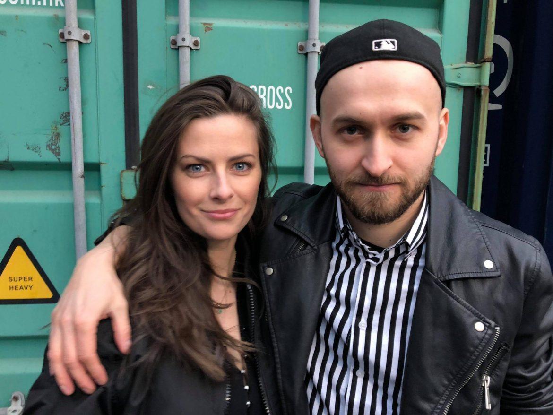 Laura Breszka w nowym klipie Baranovskiego