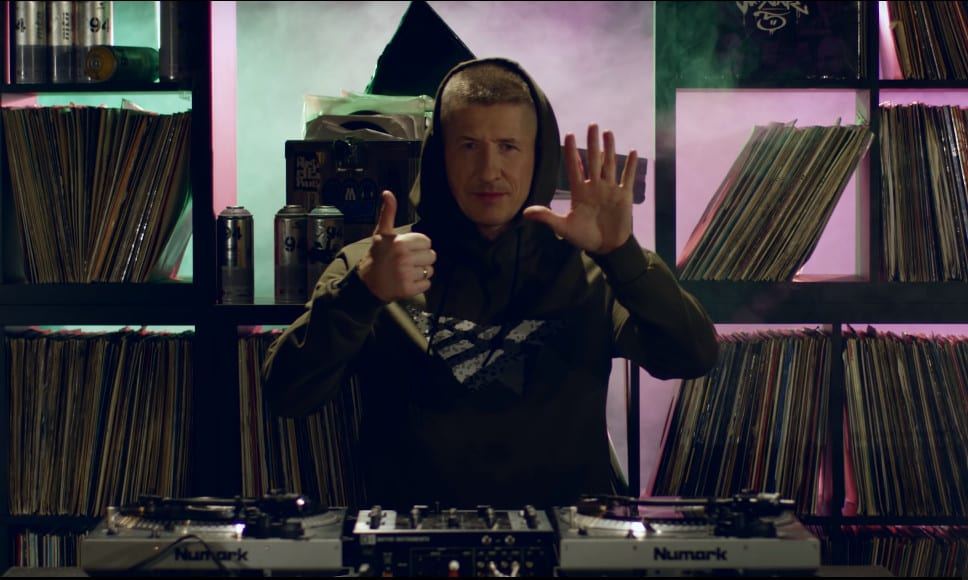 DJ Decks z charytatywnym setem na YouTube