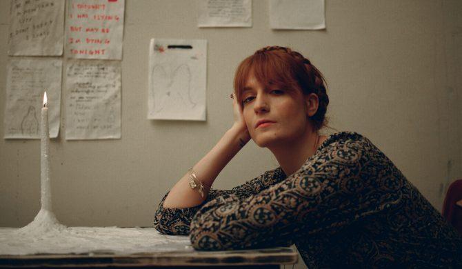 Florence + The Machine z niezapowiedzianą piosenką i klipem