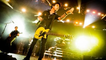 Billie Joe Armstrong z Green Day ujawnia co robi w czasie kwarantanny