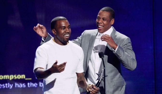 Kanye West pogodził się z JAYEM-Z?