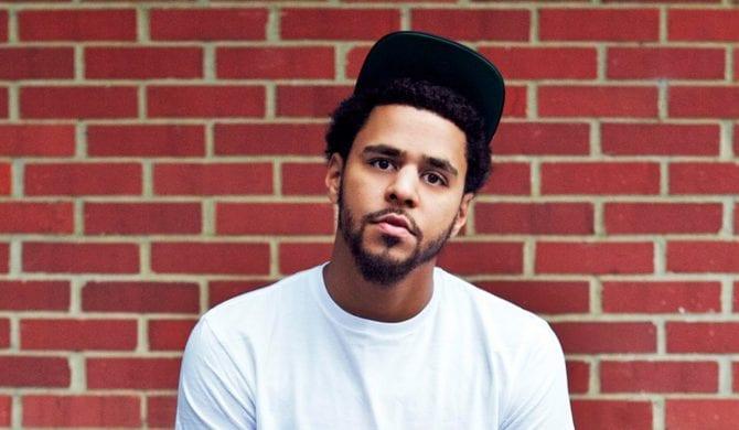 J. Cole w nowym singlu Rapsody
