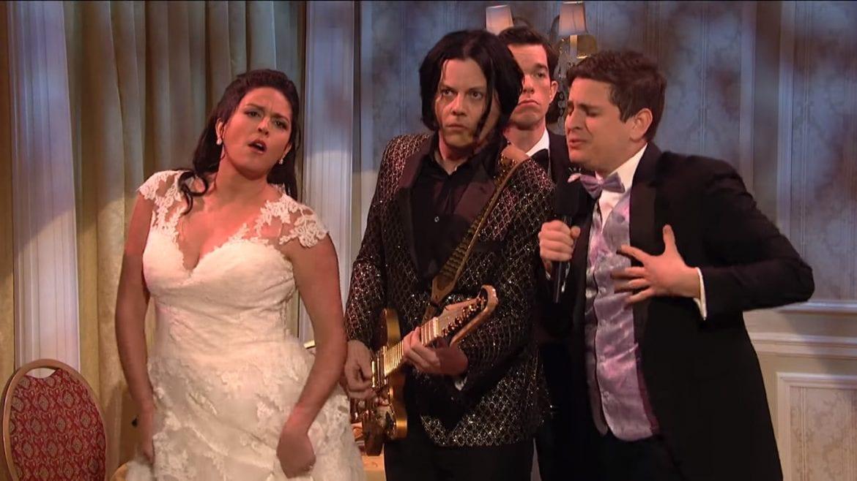 SNL: Jack White uwikłany w trójkąt miłosny