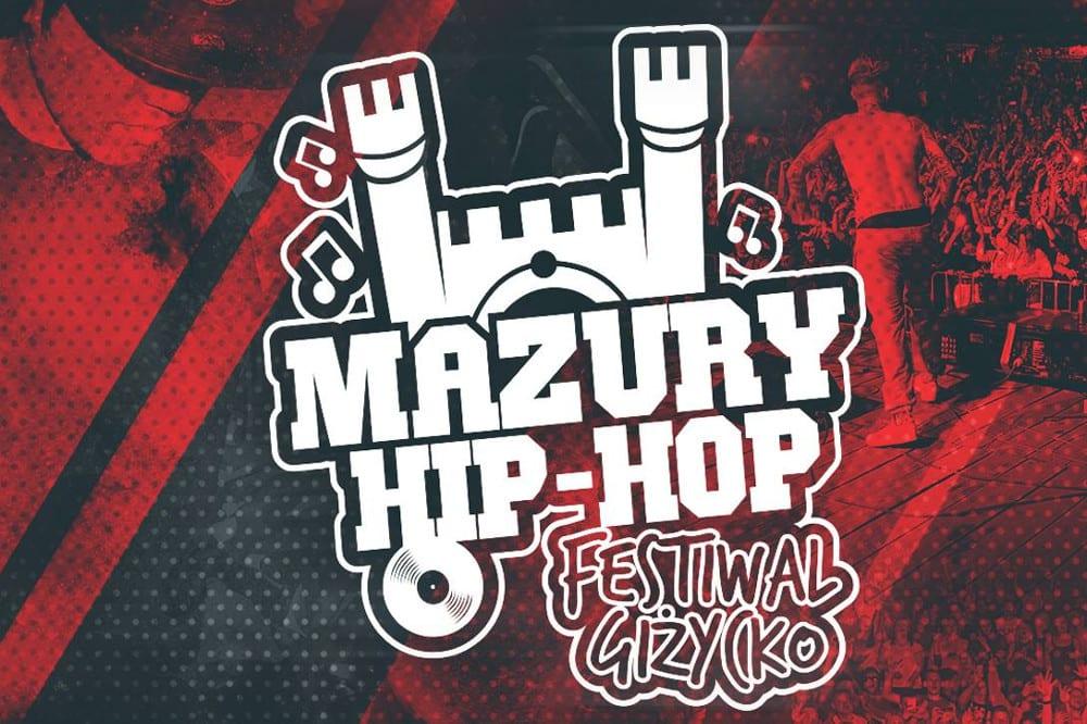 Mazury Hip-Hop Festiwal Giżycko z nowym ogłoszeniem