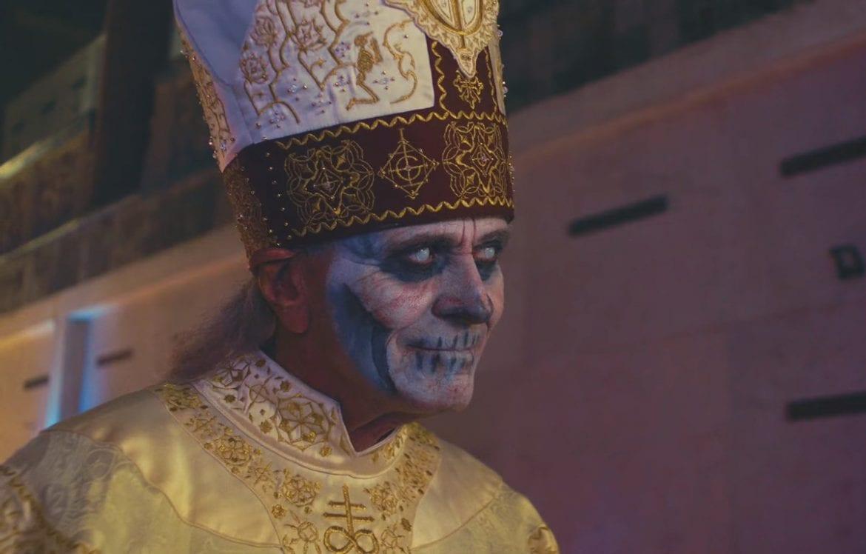 Ghost przedstawiają nowego Papę Emeritusa