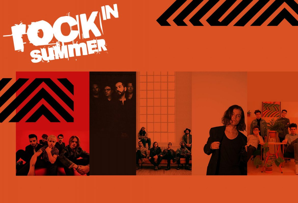 Rock In Summer powraca