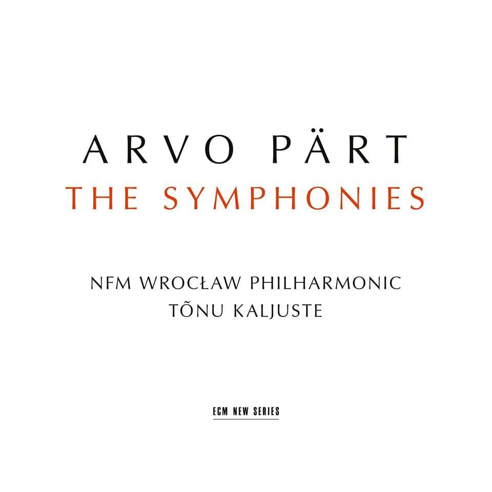 ECM wydało album z symfoniami Arvo Pärta