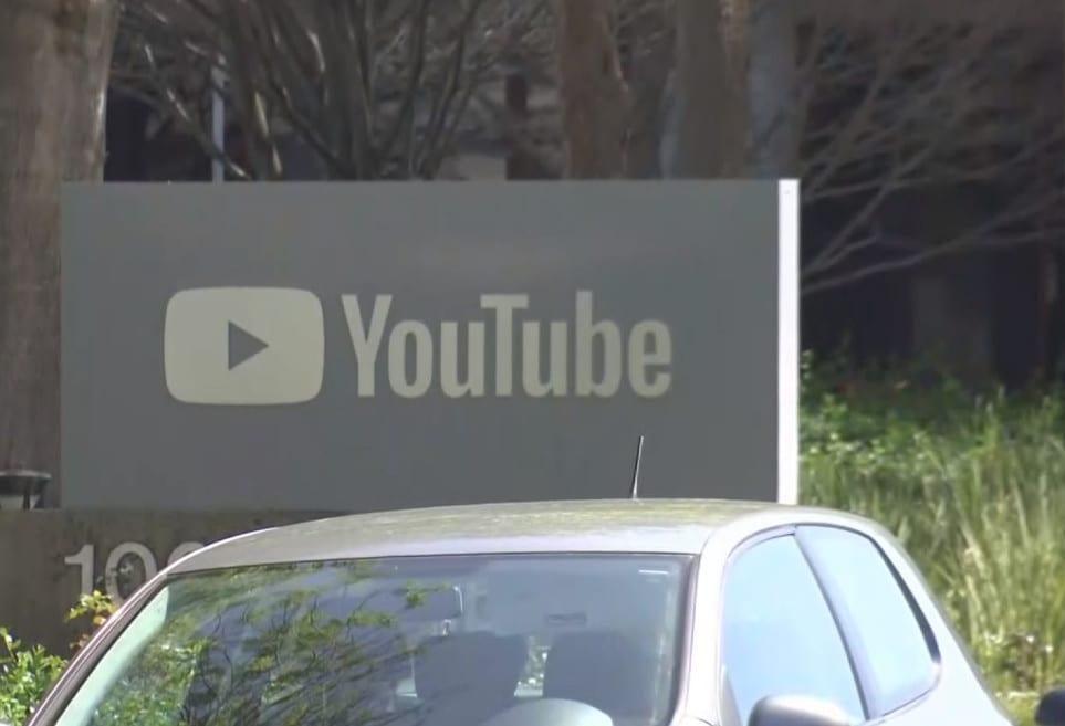 Strzelanina w siedzibie YouTube'a
