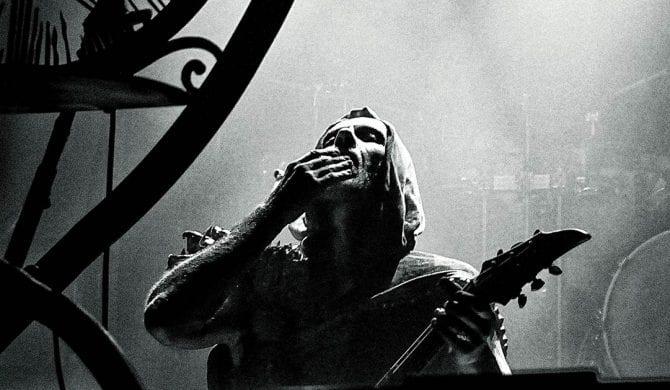 Behemoth straszy na koncercie