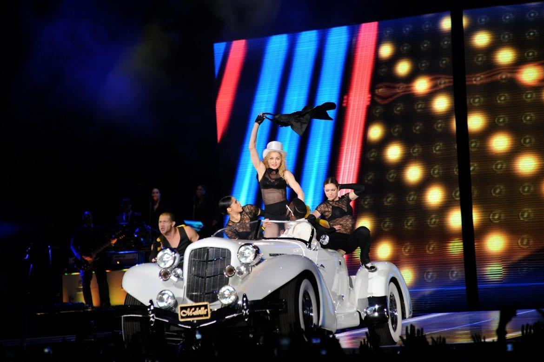 Pożegnalny list Tupaca do Madonny trafił na aukcję