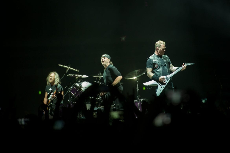 Metallica publikuje oficjalne wideo z koncertu w Polsce