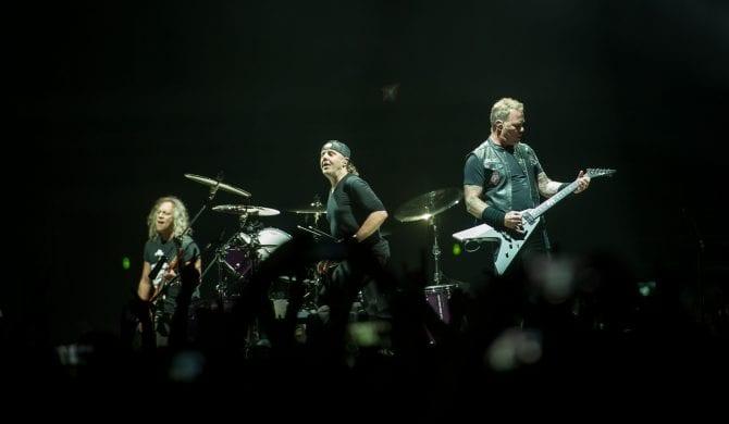 Metallica odwołuje koncerty w trosce o zdrowie Jamesa Hetfielda