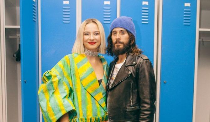 Natalia Nykiel w duecie z Jaredem Leto