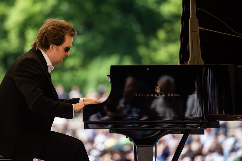Warszawa zasłuchana w muzyce Fryderyka  Chopina