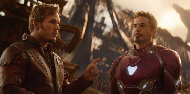 TOP10 piosenek z filmów z bohaterami komiksów Marvela