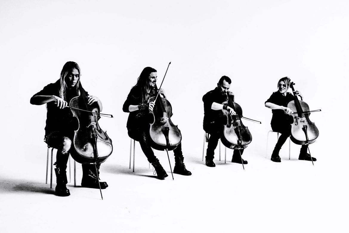 Apocalyptica, Luxtorpeda i Illusion na wROCK for Freedom 2018