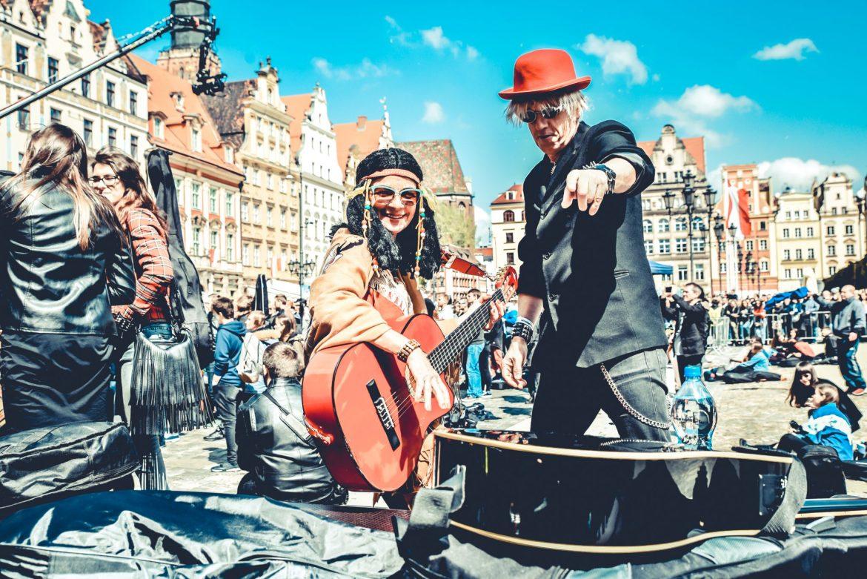 Wrocław z Gitarowym Rekordem Guinnessa!