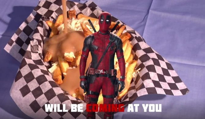 Deadpool domaga się Kanady na Eurowizji