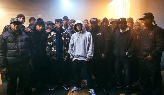 """Eminem rasistą? """"Jest Ku Klux Klanem swojego pokolenia"""""""