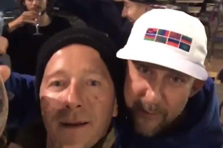Jędker imprezuje z Sokołem i innymi warszawskimi weteranami