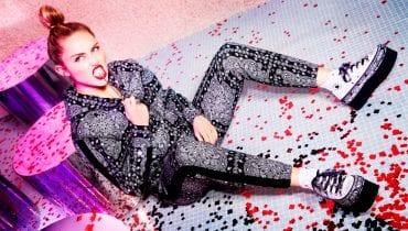 Miley Cyrus wykonała trzy premierowe piosenki (wideo)