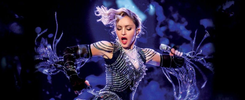 Madonna wykonała klasyk Leonarda Cohena