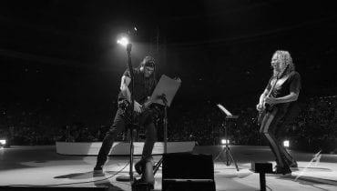 """Metallica wyłożyła się na """"Jožinie z bažin"""" (wideo)"""