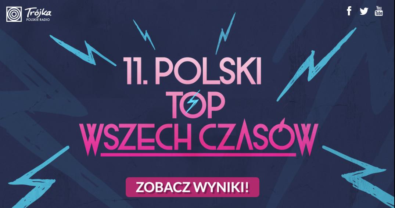 11. Polski Top Wszech Czasów za nami
