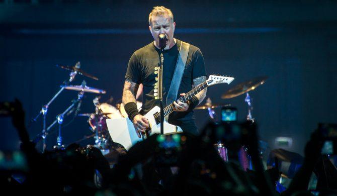 Metallica na żywo w 360 stopniach (wideo)