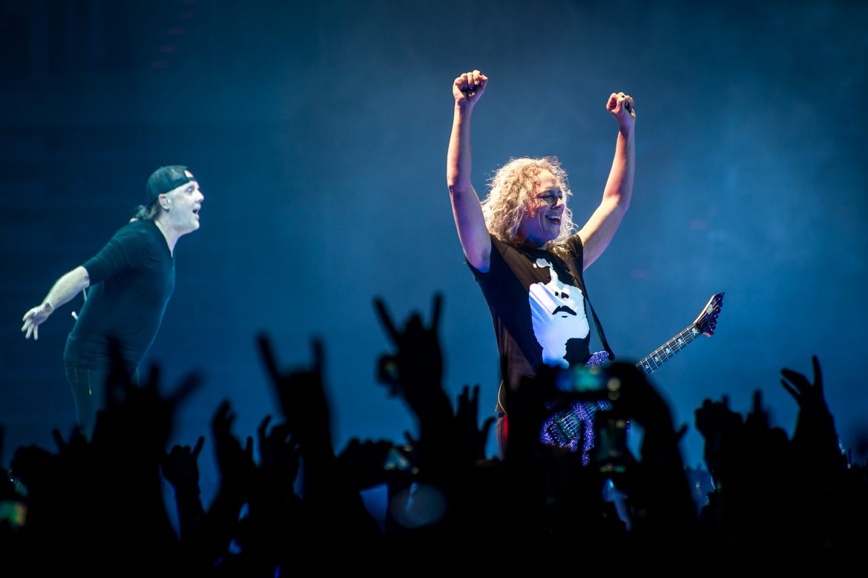 Metallica z wielkim hitem grupy ABBA