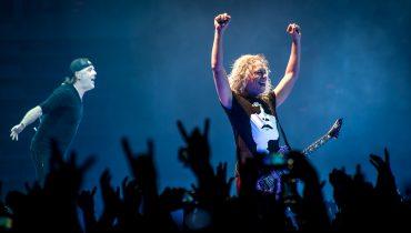 Metallica zagrała na żywo polski klasyk