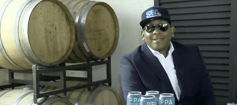 Raper zaczyna produkować piwo