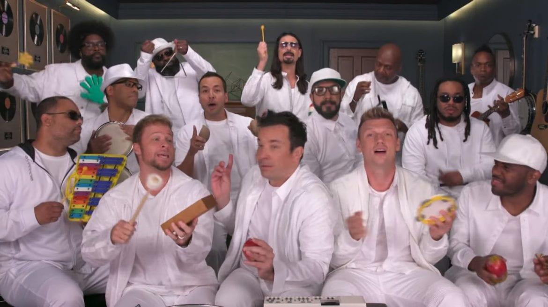 Wielki hit Backstreet Boys w nietypowym wydaniu