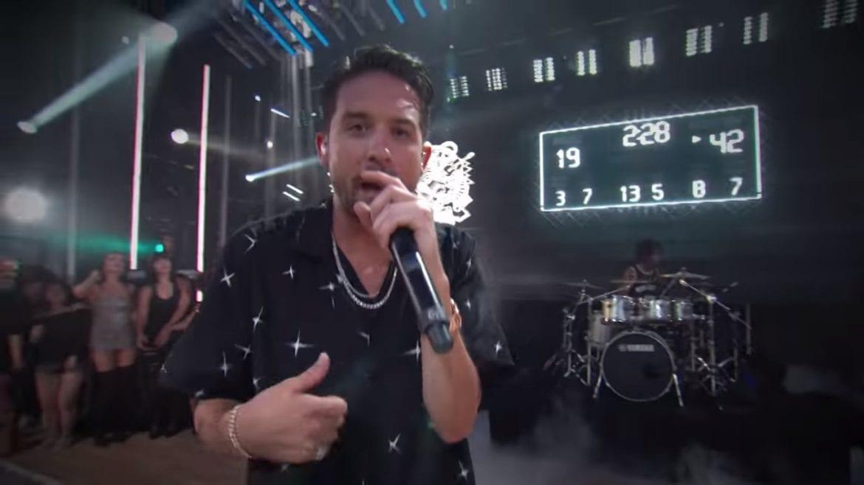 G-Eazy i Yo Gotti na żywo u Kimmela