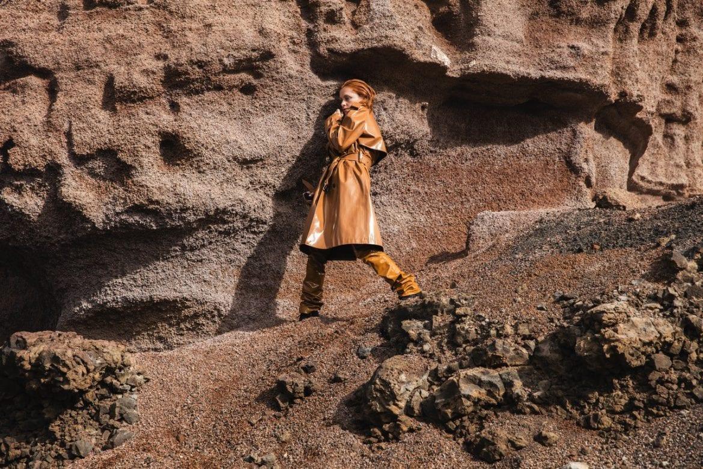 Goldfrapp powróciła na Fuerteventurę, aby nakręcić kolejny klip
