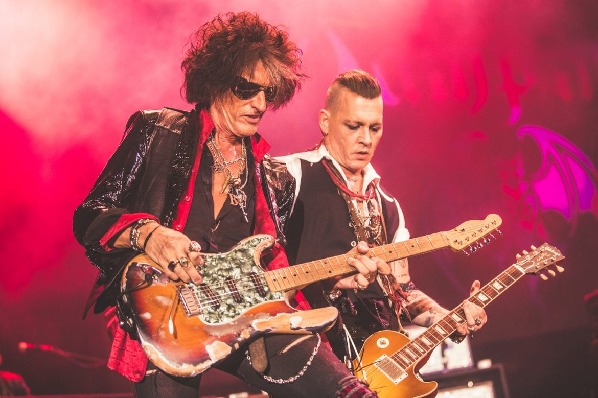 The Hollywood Vampires gwiazdą 14. Festiwalu Legend Rocka